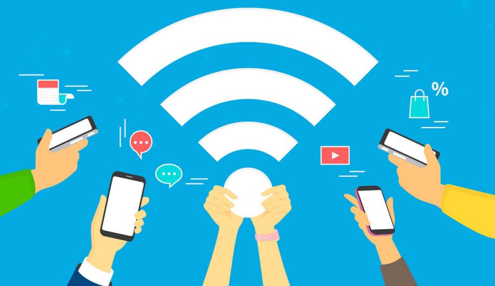 اینترنت و وای فای